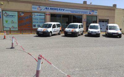 DIPART SIGUE CRECIENDO: Auto Recambios Alborán abre nuevo punto de venta en Almería